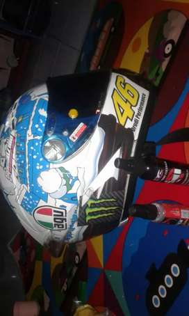 Jual helm racing BU
