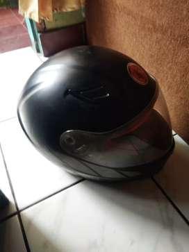 Helm bawaan nyamaha vixion