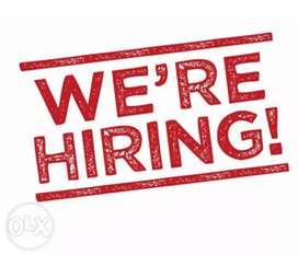 Staff Required Cook and Tea maker