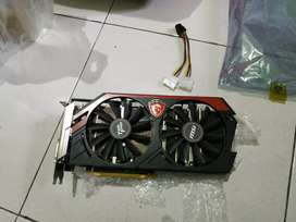 Vga gtx 760 2gb GDDR5 256Bit