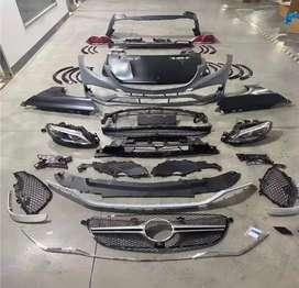 Car sports kit for Audi BMW Mercdes Range Rover Land cruiser Mustang