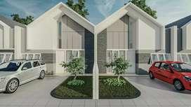 Rumah Cantik Model Scandinavian di Jogja Barat