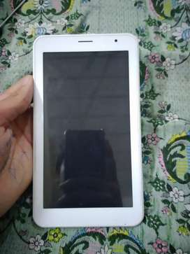This is q tab in white colour