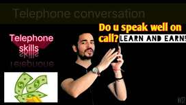 Learn English language from Certified trainer