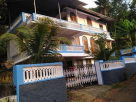 House with 42 cent land 1 crore