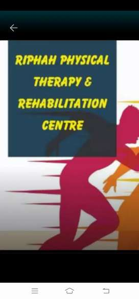 Physiotherapy services anywhere in Rawalpindi and Islamabad