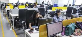 Needed 55 data entry operator for office with attractive salary.