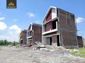 Perumahan mewah berkonsep villa di kota Lumajang