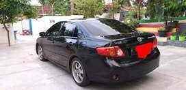 Dijual Corola altis tahun 2008