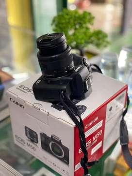 Canon Eos M50 Mirrorless