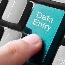 data entry work  home base job typing