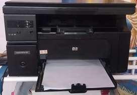 Hp lager jet   M 1136 printer