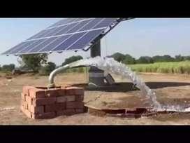 Pembangkit Listrik tenaga surya untuk daerah yg gak kejangkau PLN