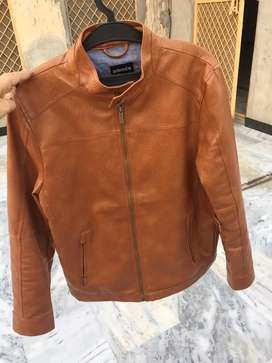 Endenrobe Leather Jacket For Men
