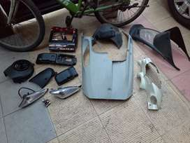 Spare part Mio lawas 2006an
