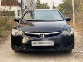 Honda Civic 1.8 S MT, 2007, Petrol