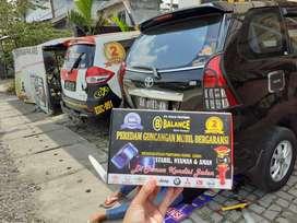 Rawat Kaki2 Mobil Anda dg Memasang PGM BALANCE Damper dimobil Gan