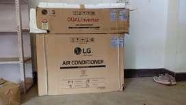 L.G  5star Dual inverter 1.5 ton split AC