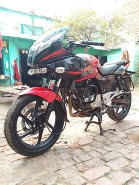 Pulsar 220 model 2012 age 7 years old ...