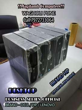 DESKTOP CPU • CORE I5 4TH GEN • 8 GB RAM • BRAND HP •