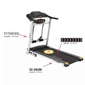 Home use Treadmil elektrik 3 fungsi New central fitnes