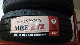 New MRF ZTX for Innova