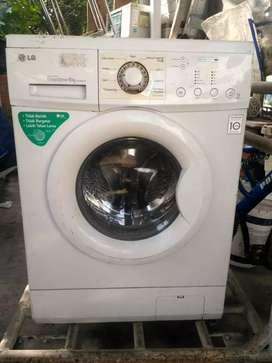 Mesin cuci LG dan AC, serta pemasangannya