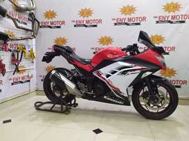 Siap Pakai Kawasaki Ninja 250 FI ABS SE Th 2013 pmk 2016 gas pol