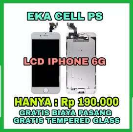 Lcd Iphone 6G Harga murah,,gratis pasang,,bergaransi