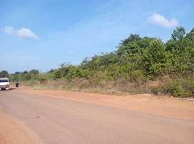 Tanah SHM 10 HA Dompak Tanjung Pinang