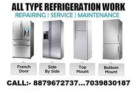 deep freezers repair, fridge repair, refrigerators repair