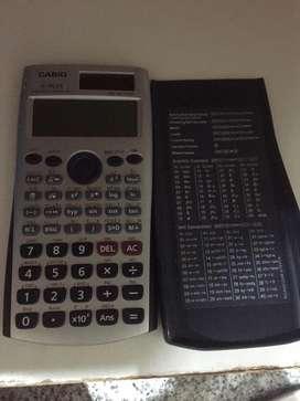 Casio scientific calculator fx 991es plus original