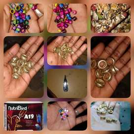 All Birds rings , Birds accessories at whole sale also available.