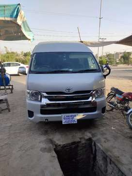Toyota hiace euro available for rant