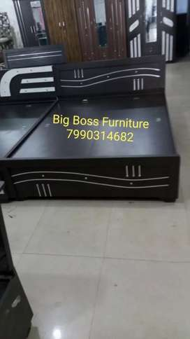 Brand New Double Bed New Design