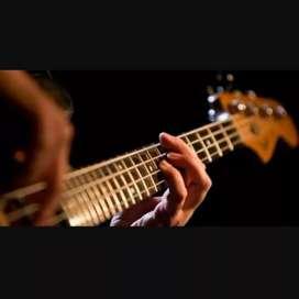 Guitar teacher