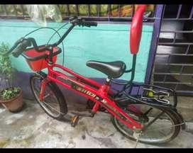 HERO STITCH Bicycle
