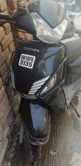 I am selling a scooter