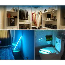 Lampu T5 Sterilizer UV Ultraviolet Virus Bakteri Tungau Rumah Kamar 8W