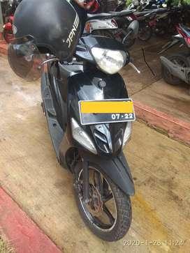 Yamaha Mio (Second) Tahun 2007