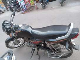 Kawasaki Bajaj bike for sale