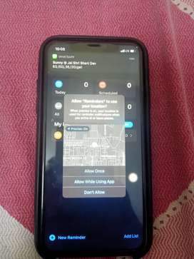 I Phone 11 ( 256 GB) 2 Month old