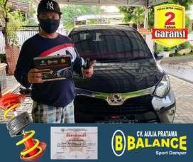 Stabilkan mobil dari GRUDUKAN KERAS dgn pasang BALANCE Sport Damper