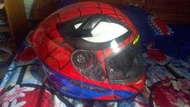 KYT K2 rider marvel edition spiderman