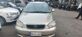 Toyota Corolla, well maintained with sequential cng kit