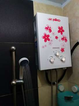 Water Heater Gas / Tanpa Listrik