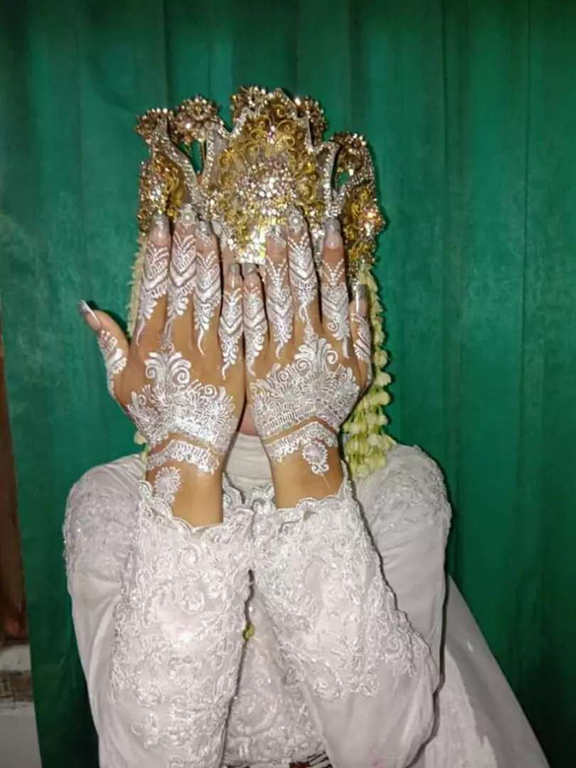 Henna wedding art 0