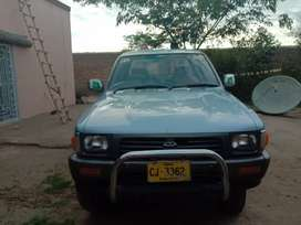 Double cabin toyota hilux 4×4 Model 1993