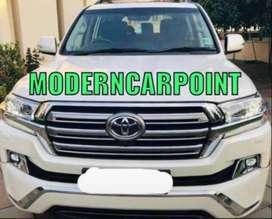 Toyota Land Cruiser LC200 VX Premium 2, 2018, Diesel
