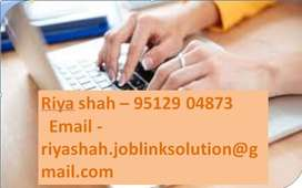Data Entry Typing Work in laptop Home-based job offer, Students, house
